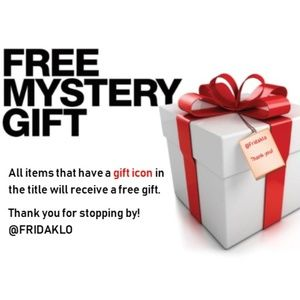 Free Gift for featured items